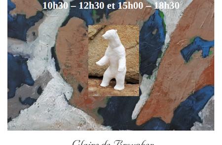 Exposition Claire de Broucker chapelle Saint-Michel