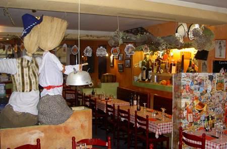 Restaurant-Pizzeria Le Moulin à Poivre