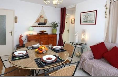 LE TENEHUIC Claude - Appartement 4 personnes