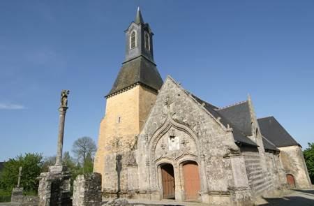 Journées Européennes du Patrimoine : chapelle St-Golven