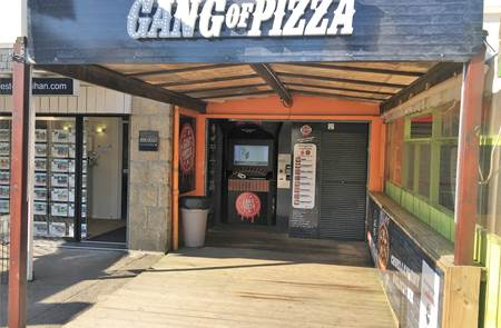 Gang Of Pizza - Distributeur vente à emporter
