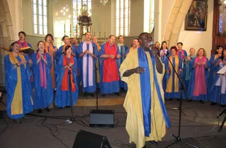 Concert au profit d'une association de découverte des arts et culture d'autres pays
