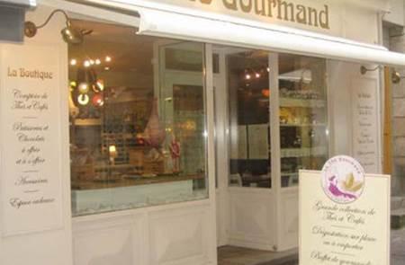 Café Le Thé Gourmand
