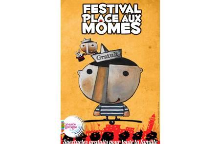 Festival Place aux Mômes : Hoppa ! Duo Clown