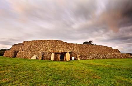 Journées européennes du mur de l'atlantique au Cairn du petit Mont