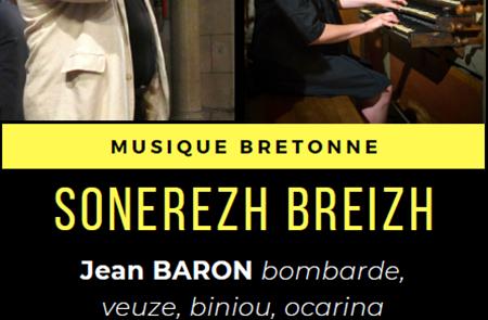 Concert de Jean Baron et Claude Nadeau