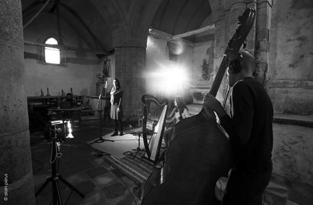 Apéritif musical et concert d'Elodie Jaffré & Awena Lucas