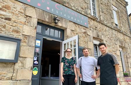 Restaurant Le Vieux Colombier
