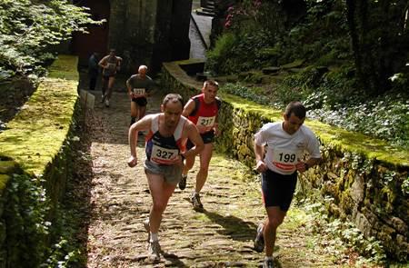 Trail des chaos de l'Ellé et ascension de Sainte-Barbe