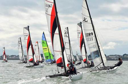 Championnat de France Catamaran