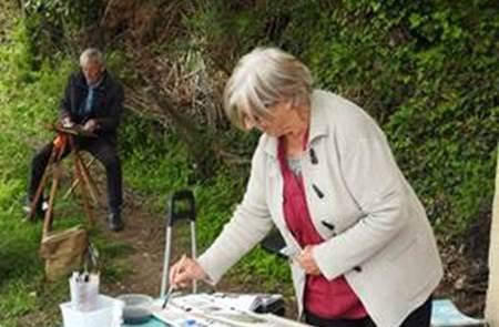 Couleurs de Bretagne : concours de peinture