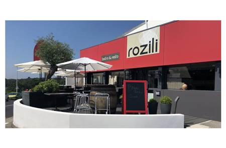 Restaurant Le Rozili
