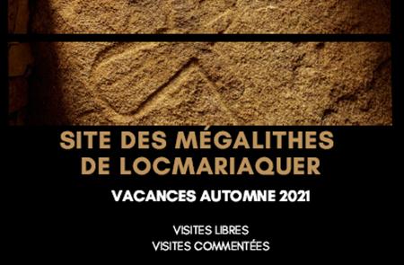 Visites Commentées au Site des Mégalithes - Locmariaquer