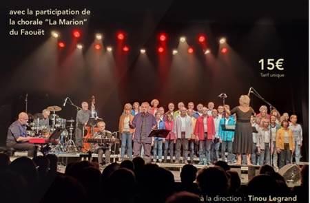 Gilles Servat & Avrillé en Chœur
