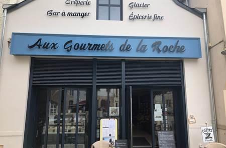 CREPERIE AUX GOURMETS DE LA ROCHE