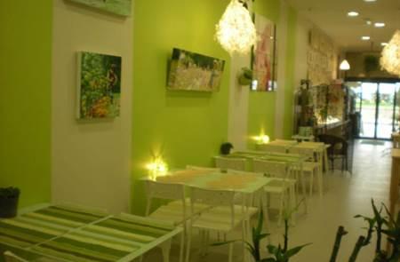 Restaurant-Salon de Thé-Glacier Bô'b'art