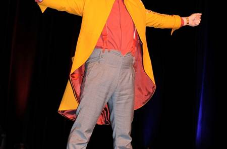 Festi'mômes #2 - Strobineler le magicien
