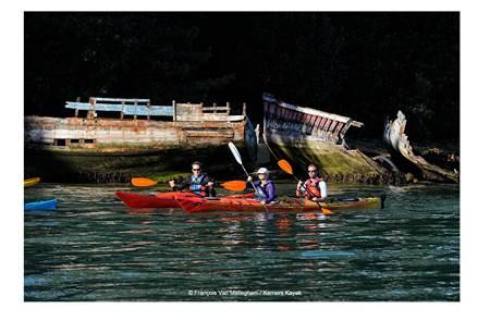 Kerners Kayak - Le Logeo