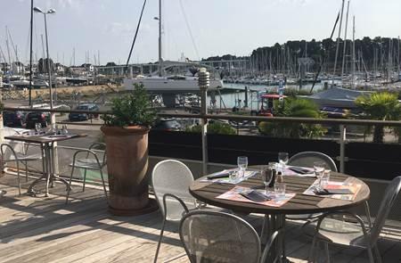 Restaurant Le Bistrot du Marin - L'Ostréa