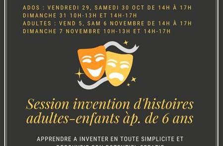 Stage théâtre d'improvisation - CARNAC