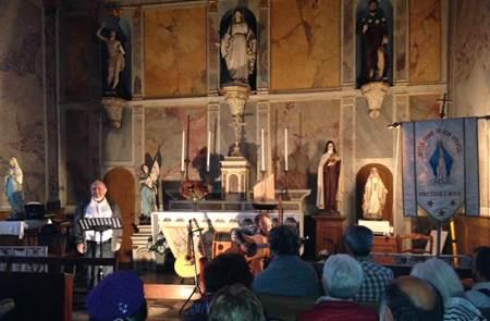 Concert de chant classique
