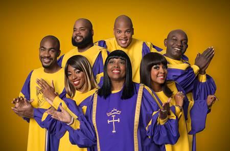Concert The Glory Gospel Singers de New York