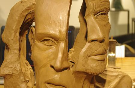 Sculpture Chamming's