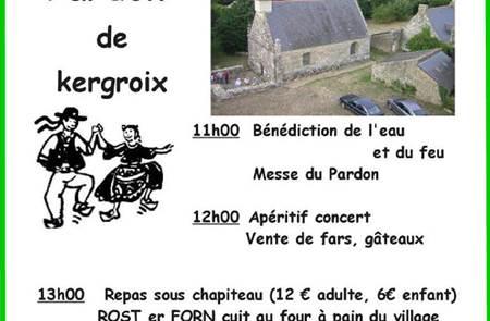 Pardon de la chapelle de Kergroix