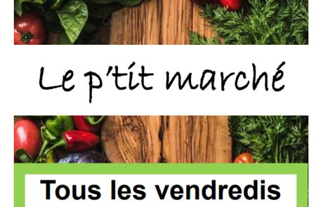 Le p'tit Marché - Berric