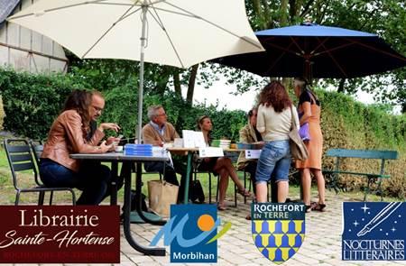 Les Nocturnes Littéraires à Rochefort-en-Terre
