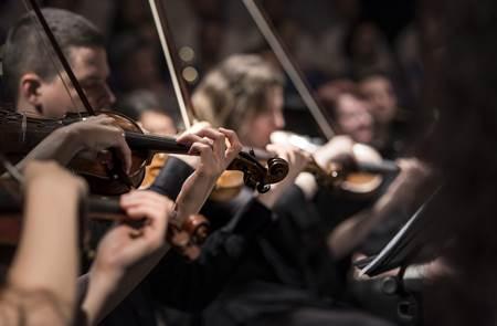 Musique classique à l'île d'Arz